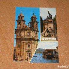 Postales: POSTAL DE PONTEVEDRA. Lote 211588125