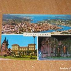 Postales: POSTAL DE PONTEVEDRA. Lote 211588287