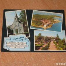 Postales: POSTAL DE LA TOJA. Lote 211591577