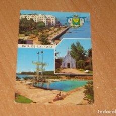 Postales: POSTAL DE LA TOJA. Lote 211591701