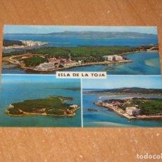 Postales: POSTAL DE LA TOJA. Lote 211592082
