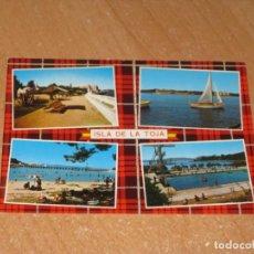 Postales: POSTAL DE LA TOJA. Lote 211592221