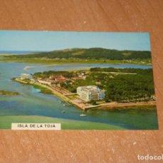 Postales: POSTAL DE LA TOJA. Lote 211592317