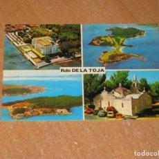 Postales: POSTAL DE LA TOJA. Lote 211592422