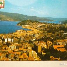 Postales: POSTAL VIGO PANORAMICA DESDE CASTRO. Lote 211627930
