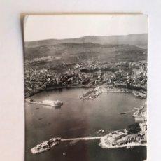 Postales: LA CORUÑA, POSTAL NO.6508, VISTA GENERAL DEL PUERTO. FOTO PAISAJES ESPAÑOLES (A.1961) CÍRCULADA.... Lote 211894110