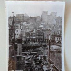 Postales: VIGO EL BERBES - GALICIA - POSTAL FOTOGRAFICA 1526 EDICIONES UNIQUE - MADRID - SIN CIRCULAR. Lote 211895545