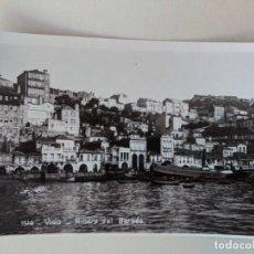 Postales: VIGO RIBERA DEL BERBES - GALICIA - POSTAL FOTOGRAFICA 1516 EDICIONES UNIQUE - MADRID - SIN CIRCULAR. Lote 211896978