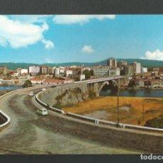 Postales: POSTAL CIRCULADA - PONTEVEDRA 2051 - VISTA PARCIAL - EDITA ARRIBAS. Lote 211903142