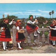 Postales: POSTAL GALICIA TIPICA (1970) - POSTALES FAMA. Lote 211934097