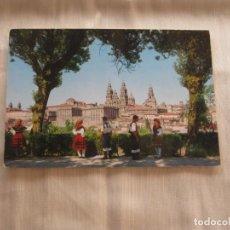 Postales: POSTAL DE SANTIAGO DE COMPOSTELA. Lote 211996143