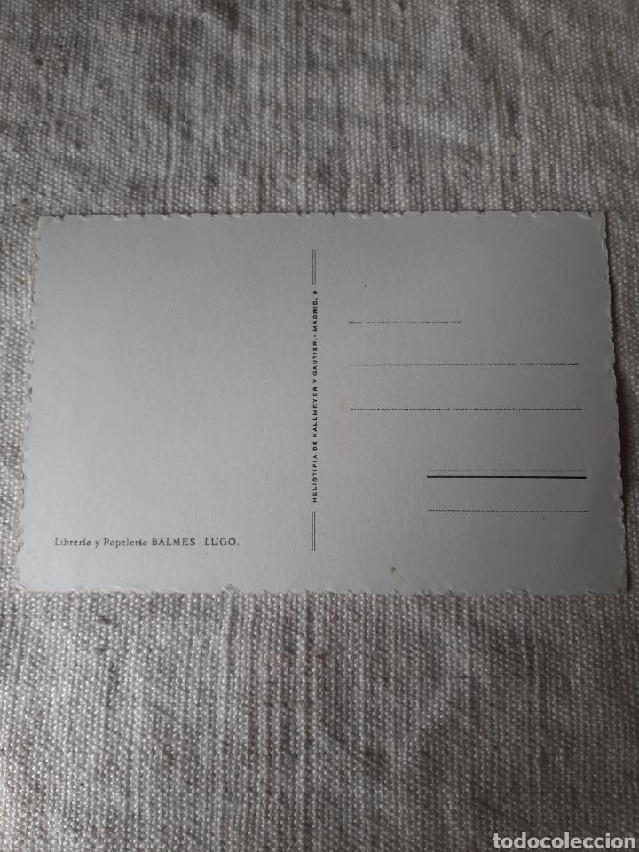 Postales: LUGO EDICIONES BALMES PLAZA SANTO DOMINGO - Foto 2 - 212238761