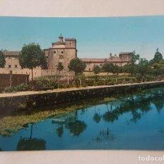 Postales: VILLAGARCIA DE AROSA PONTEVEDRA PALACIO DE VISTA ALEGRE. Lote 212287311