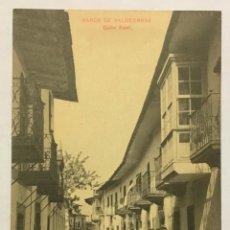 Postales: BARCO DE VALDEORRAS. CALLE REAL. ORENSE.. Lote 212495668