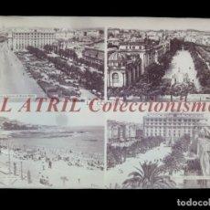 Postales: LA CORUÑA - CLICHE ORIGINAL - NEGATIVO EN CRISTAL - EDICIONES ARRIBAS. Lote 213163666
