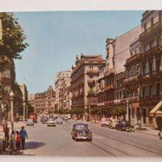 Cartes Postales: VIGO - AVENIDA GARCÍA BARBÓN - LMX - GAL1. Lote 213191568