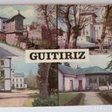 Cartes Postales: GUITIRIZ - LUGO - VISTAS - LMX - GAL4. Lote 213331041