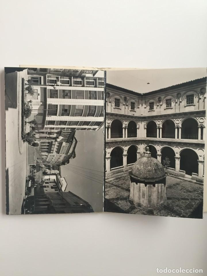 Postales: MONFORTE DE LEMOS - LIBRITO DE 10 POSTALES - ED. ARRIBAS - Foto 3 - 213522797