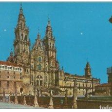 Postales: == PN302 - POSTAL - SANTIAGO DE COMPOSTELA - LA CATEDRAL. Lote 213535310