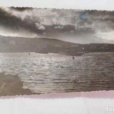 Cartoline: FOTO POSTAL DE SAN CIPRIAN. LUGO. VISTA PARCIAL DEL MUELLE. EDICIONES LIBRERÍA CERVANTES, RIBADEO. N. Lote 213816007