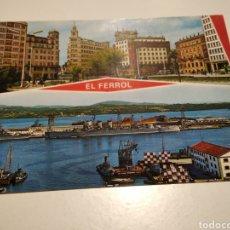 Postales: POSTAL EL FERROL DEL CAUDILLO. Lote 213921216
