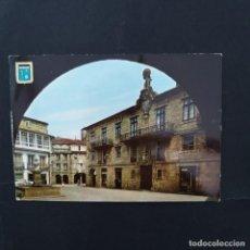 Postales: 33 POSTALES SANTIAGO DE COMPOSTELA AÑOS 60-70 (P35). Lote 214360435