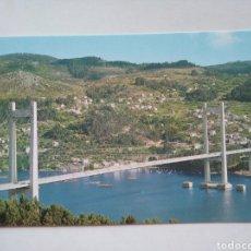 Postales: POSTAL 6 REDONDELA PONTEVEDRA PUENTE DE RANDE ED ARRIBAS. Lote 215060417