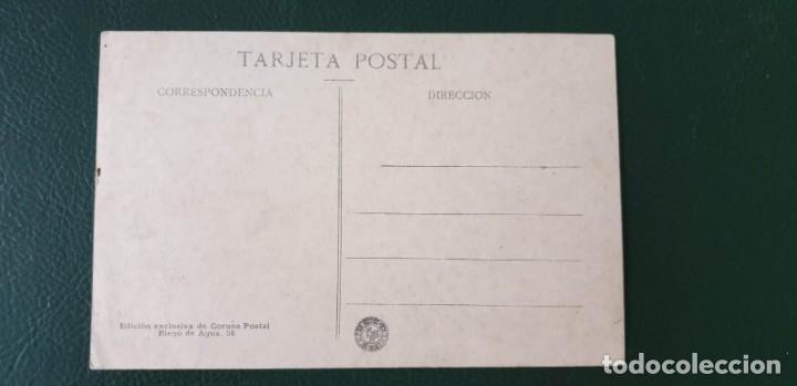 Postales: A Coruña - Teatro Emilia Pardo Bazán - Foto 2 - 215531247