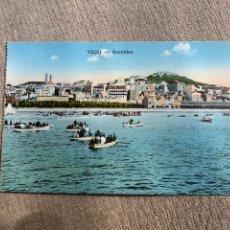 Postales: VIGO-AVENIDAS. Lote 215813723