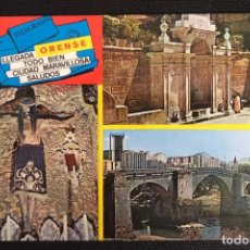 Postales: POSTAL ORENSE - EDICIONES PARÍS Nº 894. Lote 216931785