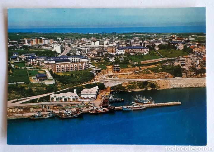 NO. 3 - RIBADEO (LUGO) PUERTO PESQUERO. FOTO SANZ (Postales - España - Galicia Moderna (desde 1940))