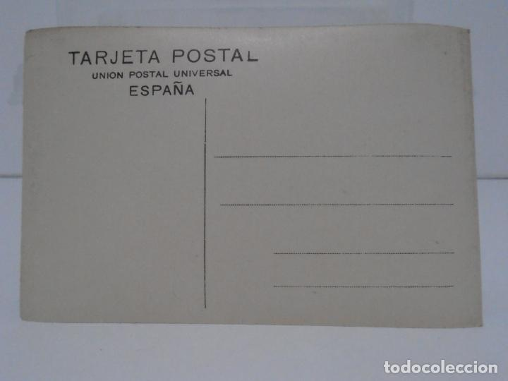 Postales: ANTIGUA POSTAL, LA CORUÑA, MUELLE DE LA MARINA, LIBRERIA DE LINO PEREZ, FOT J. GONZALEZ - Foto 2 - 217245793