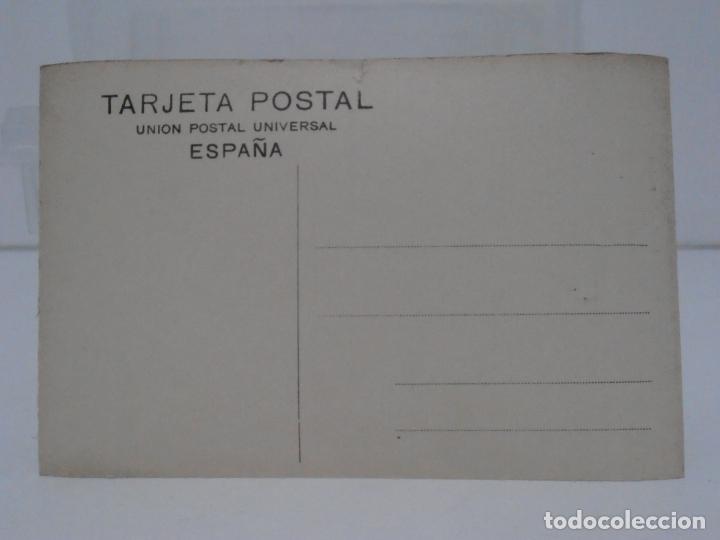 Postales: ANTIGUA POSTAL, LA CORUÑA, PLAYA DE RIAZOR, LIBRERIA DE LINO PEREZ, FOT J. GONZALEZ - Foto 2 - 217245903