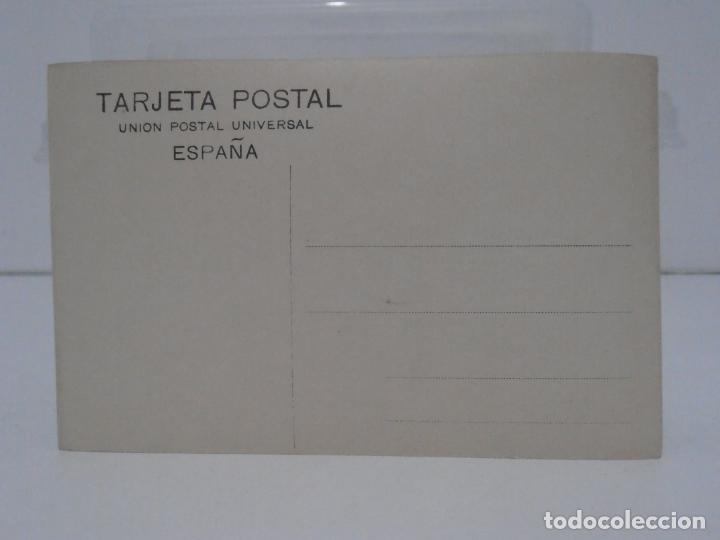 Postales: ANTIGUA POSTAL, LA CORUÑA, PLAZA AZCARRAGA, CAPITANIA , LIBRERIA DE LINO PEREZ, FOT J. GONZALEZ - Foto 2 - 217246777