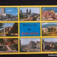 Postales: POSTAL GALICIA - EDICIONES PARIS 2 Nº 966. Lote 217289495