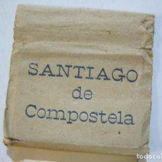 Postales: SANTIAGO DE COMPOSTELA-MINI BLOC CON 18 FOTOS-ROISIN-VER FOTOS-(K-322). Lote 217734338