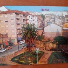 Postales: ORENSE 973 - FUENTE DE LAS BURGAS - EDITA PARIS COCHES SEAT FURGON DKW MERCEDES. Lote 218298368