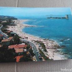 Cartes Postales: POSTAL VIGO, PLAYA DE CANIDO E ISLA DE TORALLA A ESTRENAR EDITORIAL PERLA Nº3487 AÑOS 70*. Lote 218418587