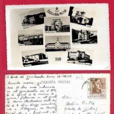 Postales: X13 GALICIA ESCUELA NAVAL MILITAR MARIN. Lote 219145035