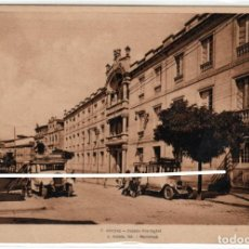 Postales: MAGNIFICA POSTAL - ORENSE - PALACIO PROVINCIAL. Lote 219412163