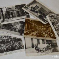 Postales: LOTE 7 POSTALES - MONDARIZ BALNEARIO / GRAN HOTEL / UNA CON EL GENERAL PRIMO DE RIVERA - ¡MIRA!. Lote 220460147