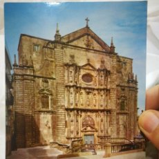 Postales: POSTAL SANTIAGO DE COMPOSTELA IGLESIA DE SAN MARTÍN N 2058 ARRIBAS S/C. Lote 220578023
