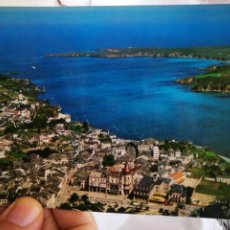 Postales: POSTAL RIBADEO VISTA AÉREA N 876 ALARDE S/C. Lote 220639146