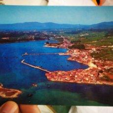 Postales: POSTAL CAMBADOS VISTA AÉREA N 642 ALARDE S/C. Lote 220640873