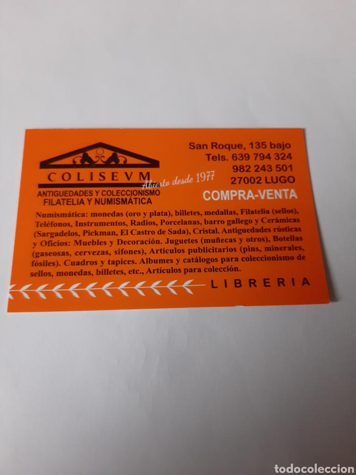 Postales: LUGO CATEDRAL ENTEROS POSTALES EDIFIL 134 1983 LIBRERÍA COLISEVM - Foto 2 - 221075745