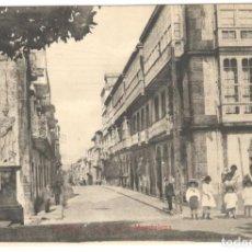Postales: FERROL: CALLE DE LA MAGDALENA. EDICIÓN COUCE. SIN CIRCULAR.. Lote 221430992