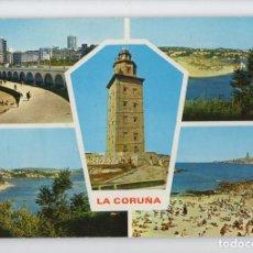 Postales: Nº 474 LA CORUÑA -EDICIONES PARIS, 1968-. Lote 221960540