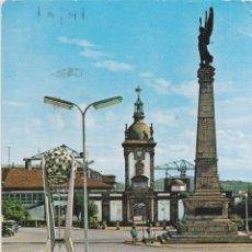 Cartes Postales: EL FERROL DEL CAUDILLO, PLAZA DE CAMILO ALONSO VEGA - GARCIA GARRABELLA Nº18 - CIRCULADA. Lote 222131393