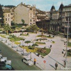Postales: ORENSE (GALICIA), PLAZA DE GALICIA - EDICIONES PARIS Nº739 - SIN CIRCULAR. Lote 222133397