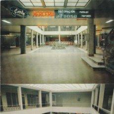Cartes Postales: ORENSE, GALERIAS CENTRALES, PATIO CENTRAL - EDICIONES ALARDE Nº1 - EDITADA EN 1967 - S/C. Lote 222133831